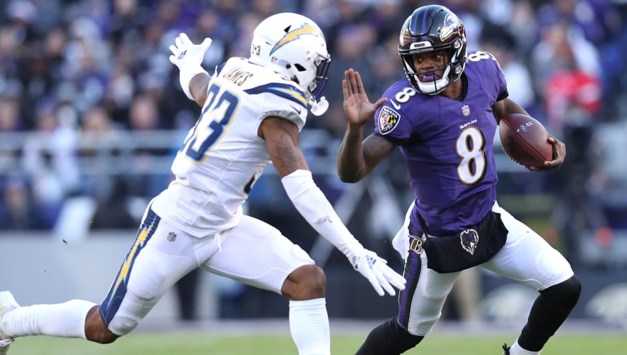 Lamar Jackson's Fantasy Projections Bode Well for 2019-2020
