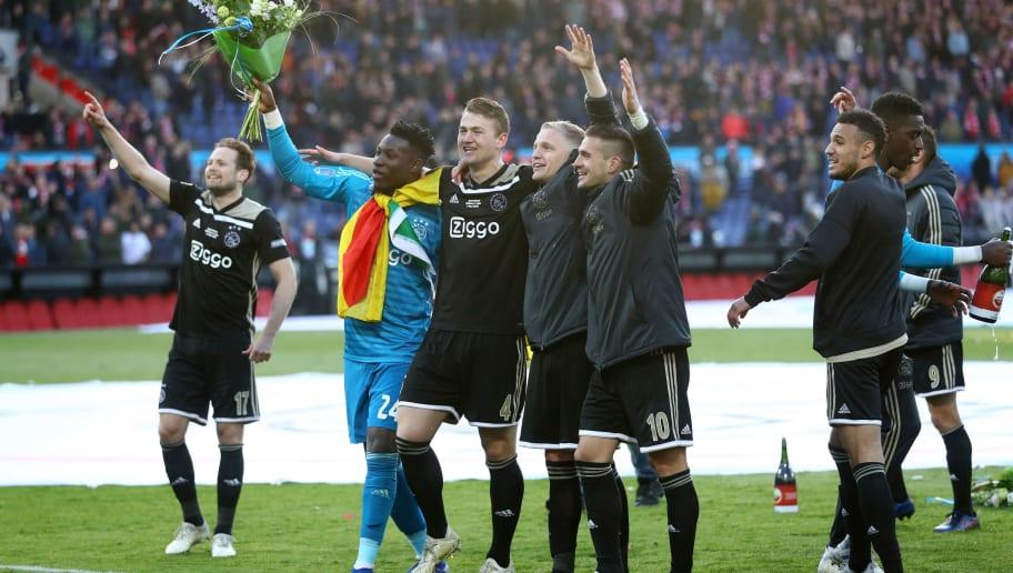Daley Blind,Andre Onana,Matthijs de Ligt,Donny van de Beek,Dusan Tadic