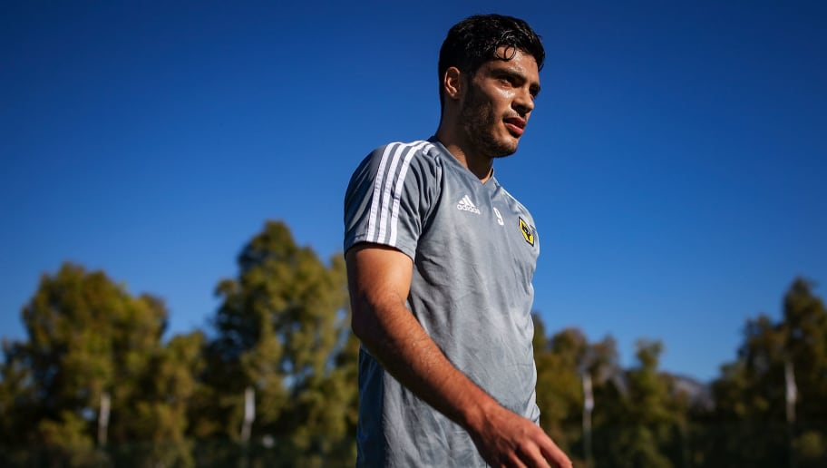 Raul Jimenez Admits He Would Relish La Liga Return But Claims He Is Happy at 'Wonderful' Wolves