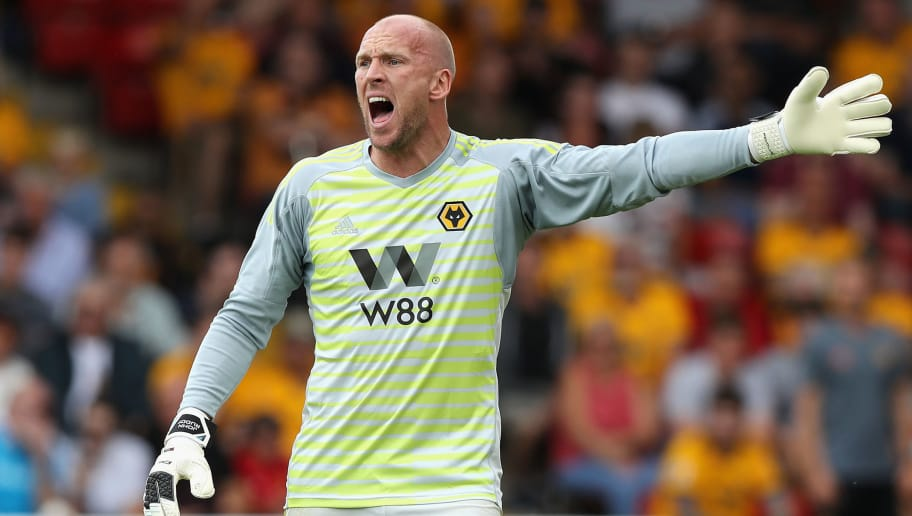 John Ruddy Extends Wolves Contract to 2020 Despite Losing Place to ...