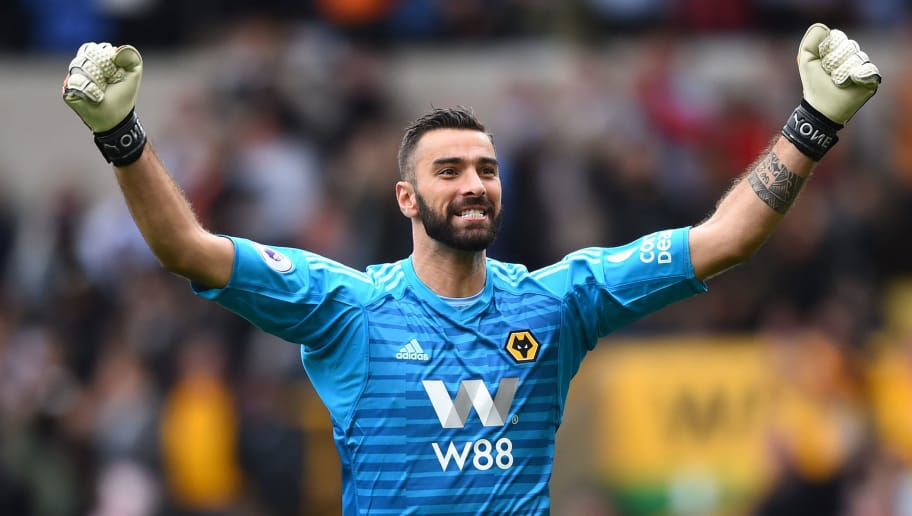 cfdc4ac454b Wolves Close to Agreeing Fee With Sporting CP for Rui Patricio After Latest  Contract Revelation