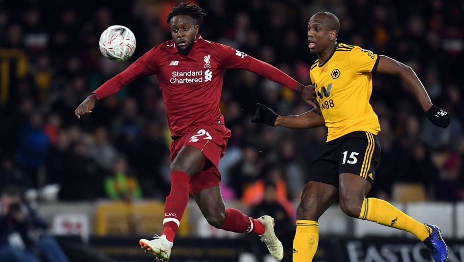 Divock Origi,Willy Boly