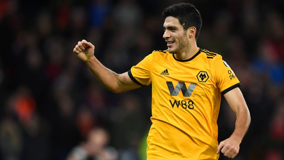 the latest bfd21 5220a Why Wolves Striker Raul Jimenez Has Been the Signing of the ...