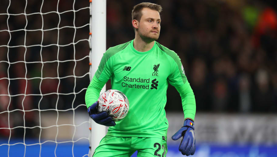 Image result for simon mignolet
