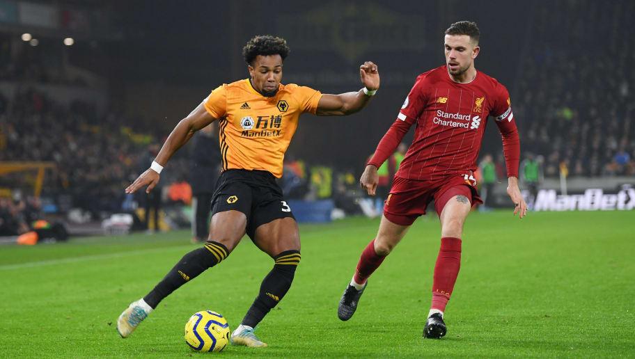 Wolves Set £75 Million Transfer Price Tag on Liverpool Target Adama Traore