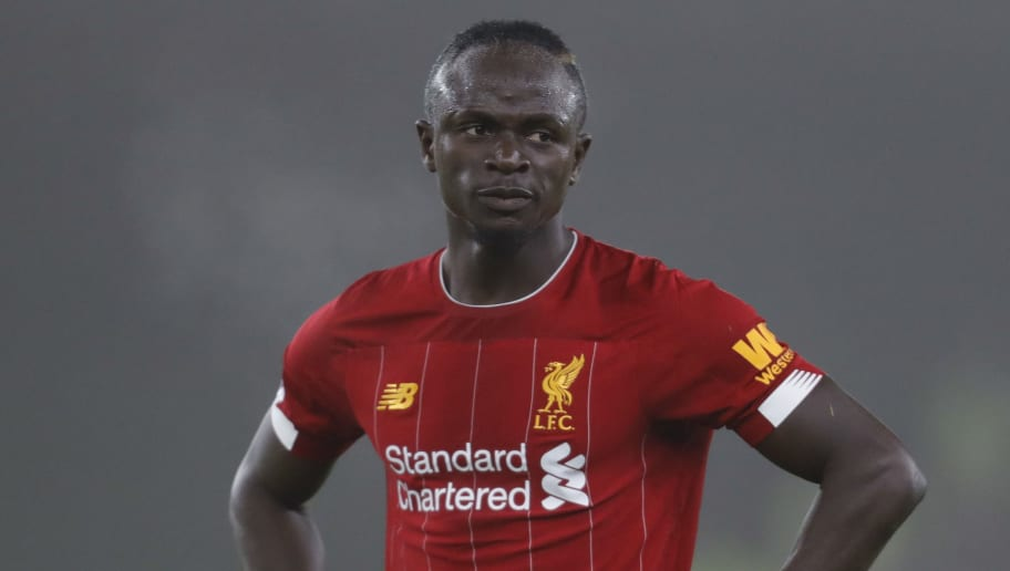 Sadio Mané to Miss West Ham & Southampton Clashes After Tearing Muscle