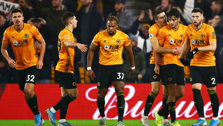 Wolverhampton Wanderers Report Card: Mid-Season Review for Wolves in  2019/20 | 90min