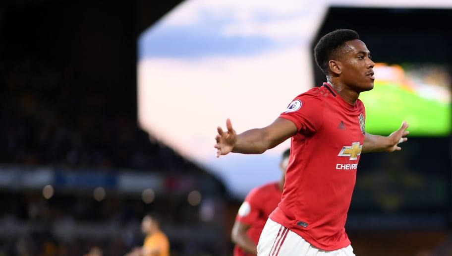 Manchester United : Anthony Martial plus efficace que CR7 depuis son arrivée