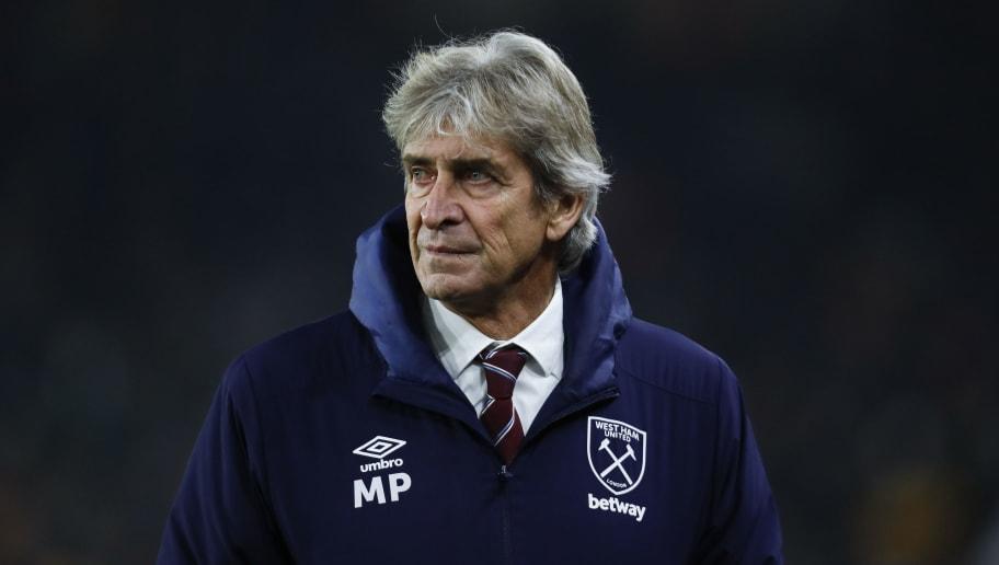 West Ham Consider Replacing Manuel Pellegrini With Assistant Enzo Maresca