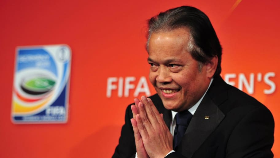 Worawi Makudi, Chairman of the FIFA Comm