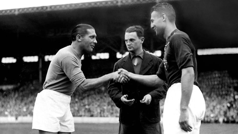 WORLD CUP-1938-ITALY-HUNGARY