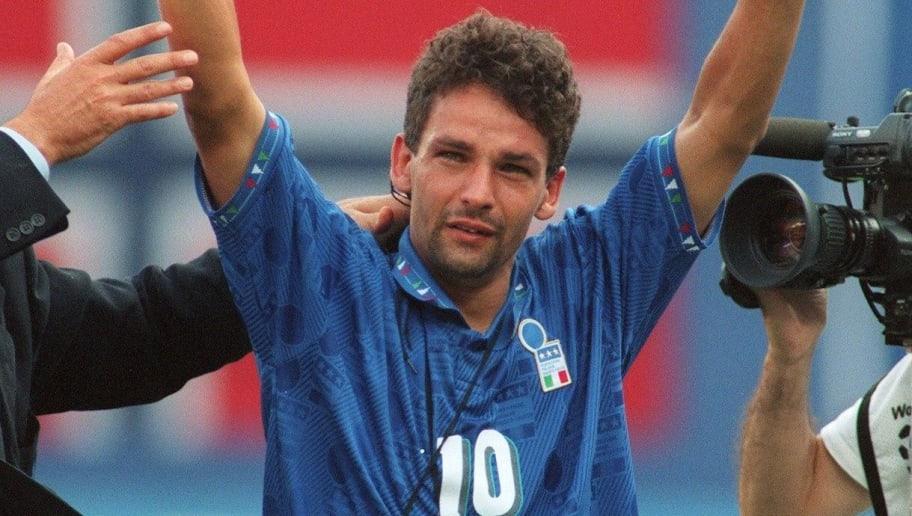 WORLD CUP-1994-ITA-BUL