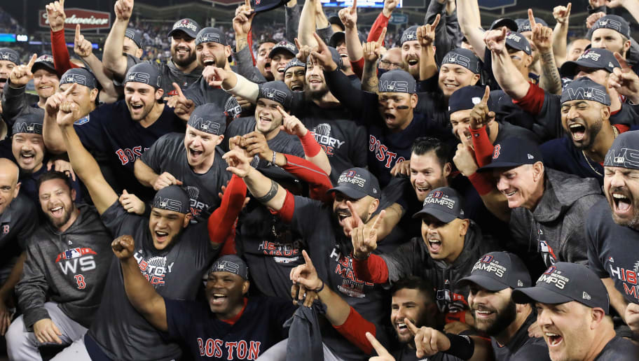 22c57754f 3 Keys to the Red Sox Repeating as World Series Champions | 12up