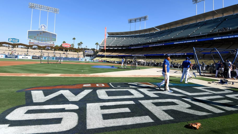 Parking Prices at Dodger Stadium for the World Series Are