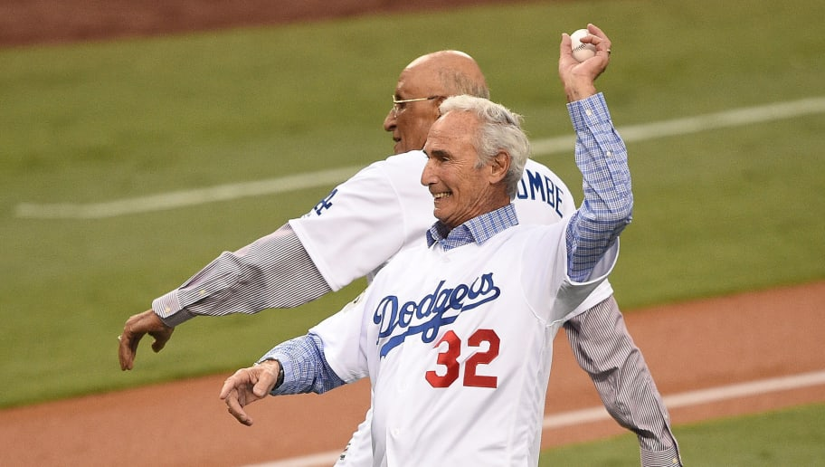 Sandy Koufax,Don Newcombe