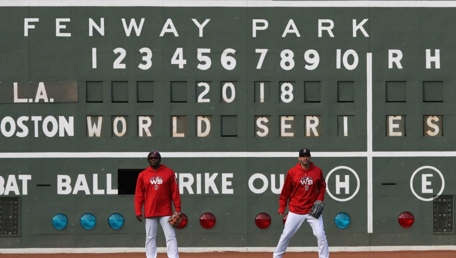 Red Sox World Series Ticket Prices Are Getting Remarkably