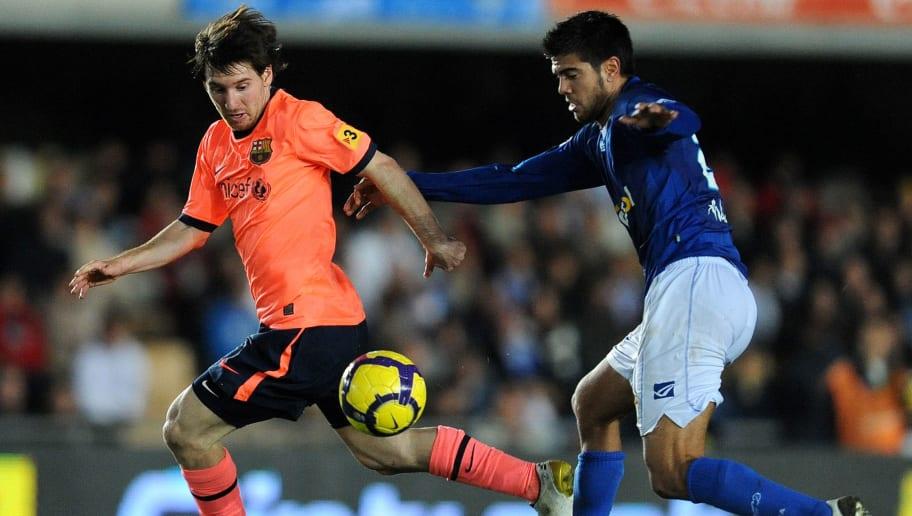 Aythami,Lionel Messi