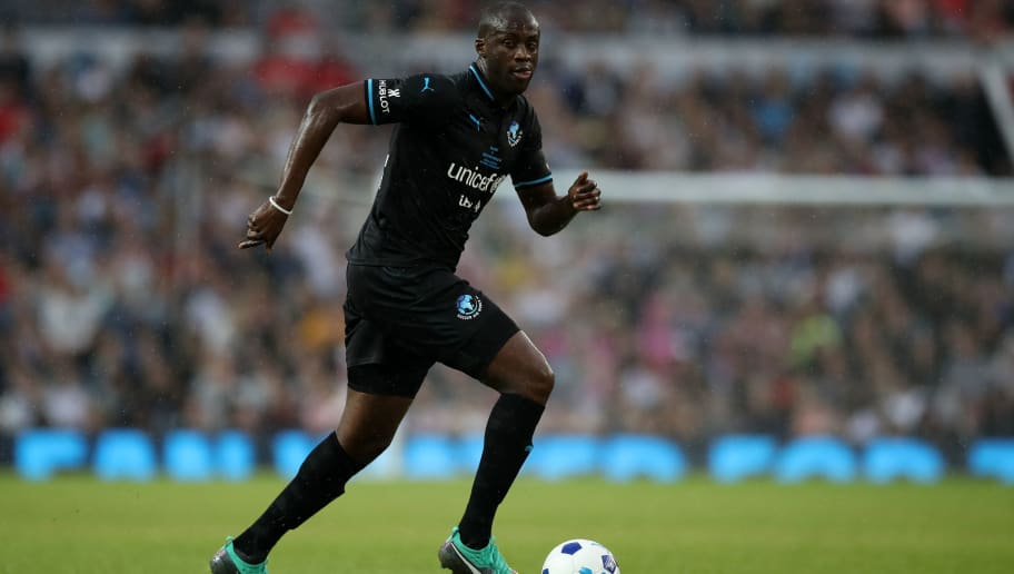 Yaya Toure Reveals Surprise Manchester United Star as His Toughest Opponent