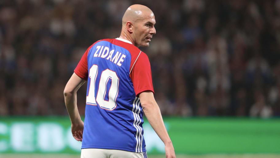 huge selection of be2c1 bf2e6 The CR7 Effect: Zinedine Zidane Reportedly Set to Join ...