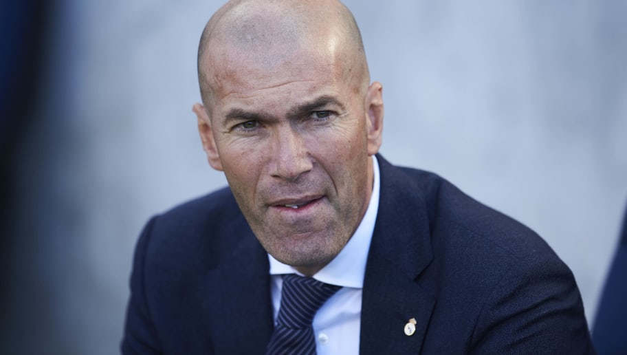 Zinedine Zidane Threatens to Leave Real Madrid if He is Not Allowed to Choose Who Plays in His Team