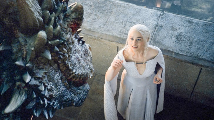 Emilia Clarke in 'Game of Thrones'