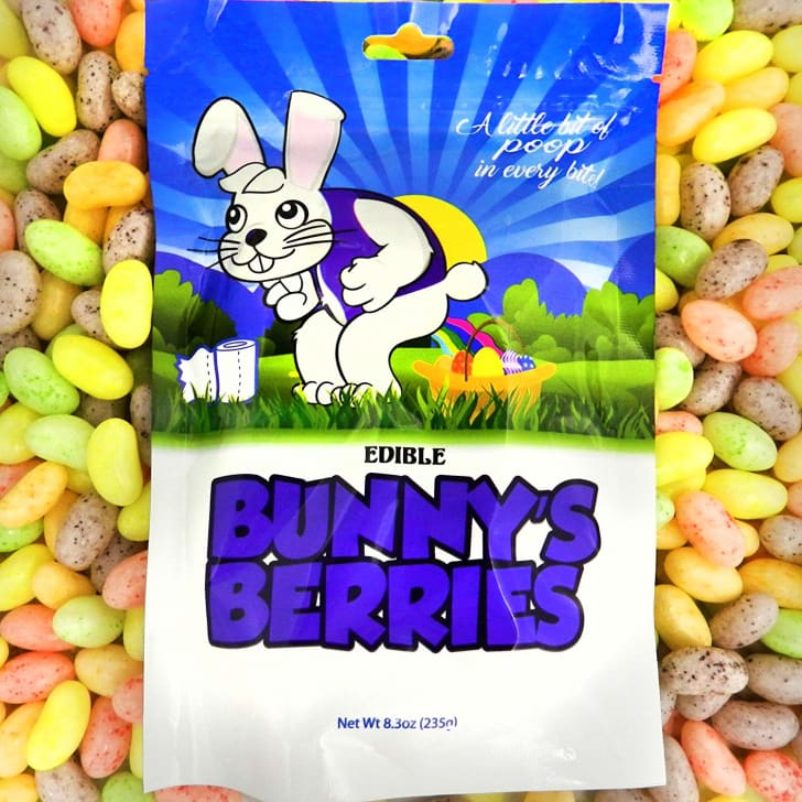 Bunny's Berries candy