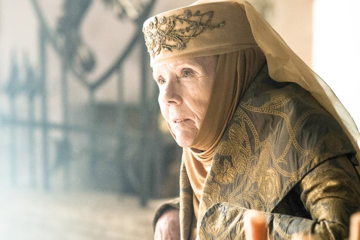 Diana Rigg in 'Game of Thrones'