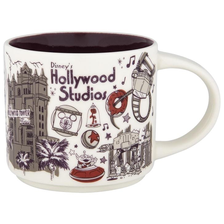 A Hollywood Studios mug
