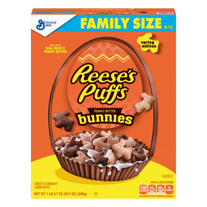 Reeses's Puff Bunnies