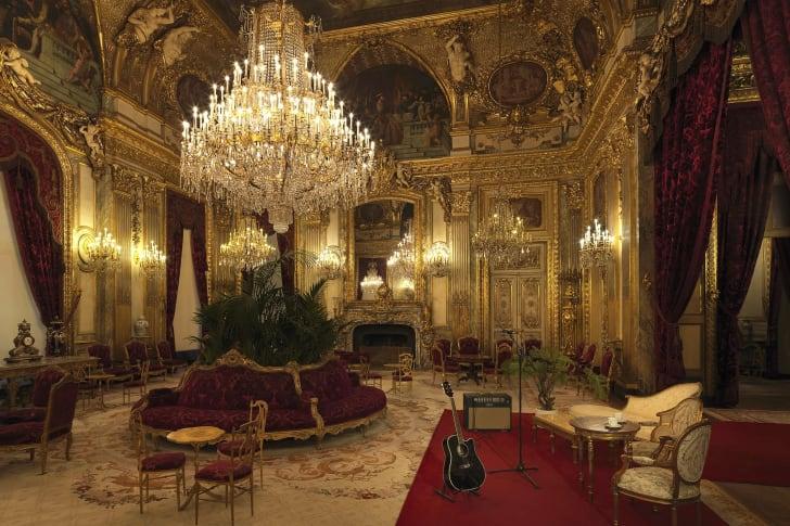 Napoleon III's chambers