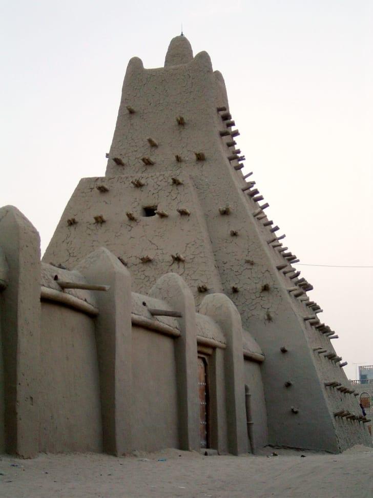 Sankore Madrasah in Mali