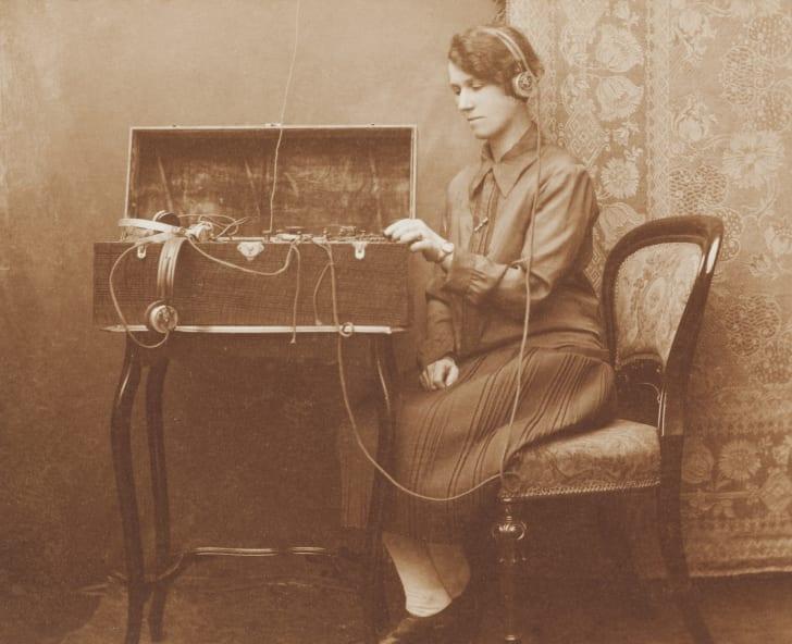 Wartime Morse Code Communications