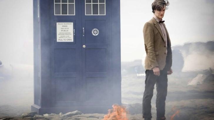 Matt Smith stars in 'Doctor Who'