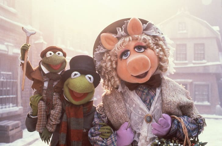 A scene from The Muppet Christmas Carol (1992)