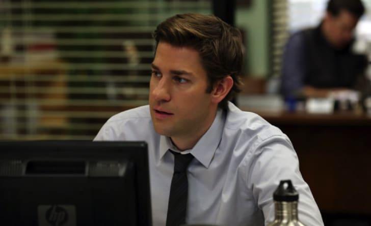 John Krasinski stars in 'The Office'