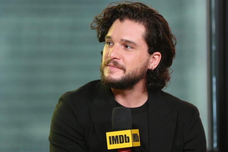 Kit Harington of 'The Death and Life of John F. Donovan' attends The IMDb Studio presented By Land Rover At The 2018 Toronto International Film Festival