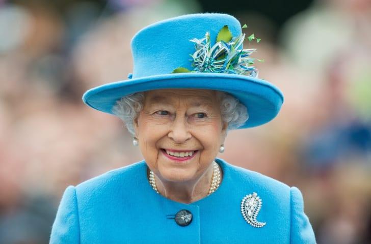 Queen Elizabeth II from 'Queen of the World'