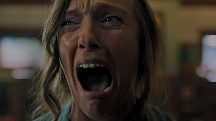 Toni Collette stars in 'Hereditary' (2018)