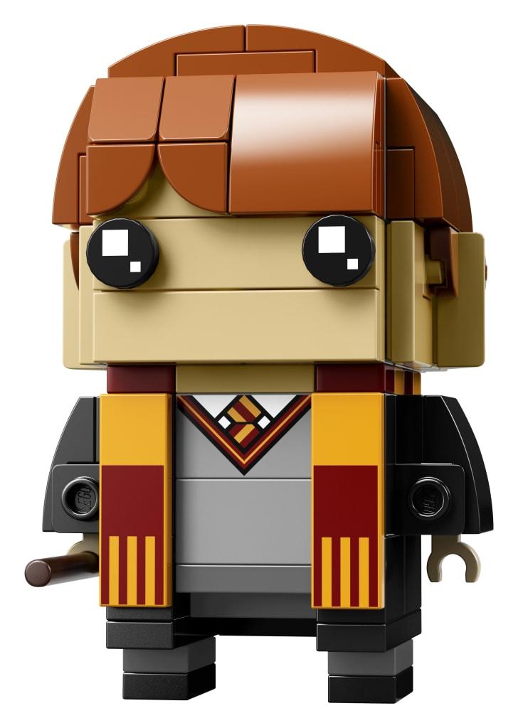 A Ron Weasley figurine