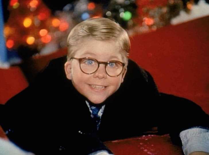 A still from 'A Christmas Story' (1983)