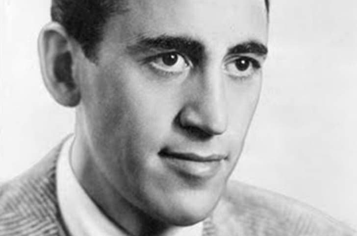 A photo of J.D. Salinger