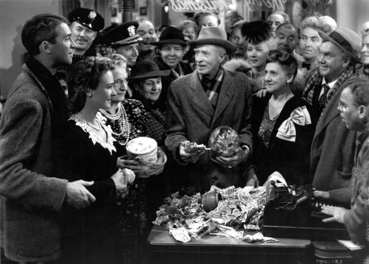 Still from 'It's a Wonderful Life' (1946)