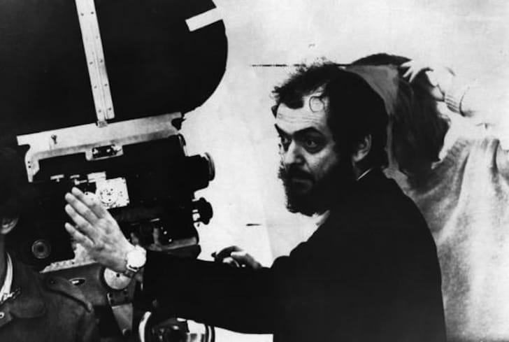 Film director Stanley Kubrick