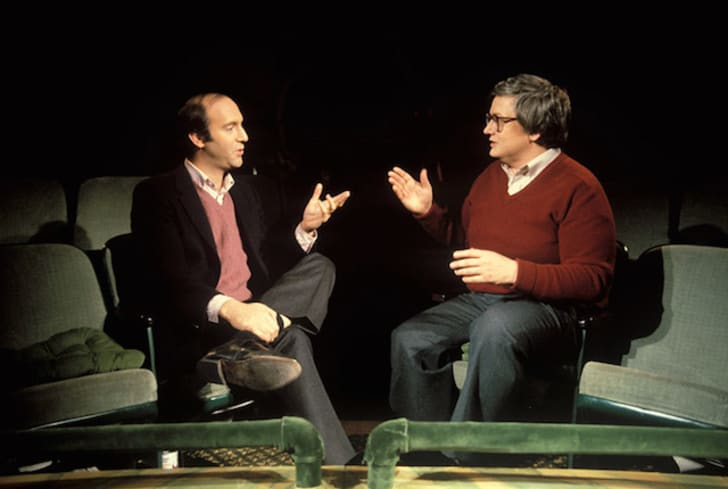 Gene Siskel and Roger Ebert host 'At the Movies'