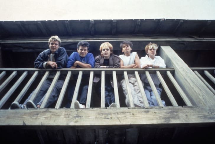 A photo of the band Duran Duran