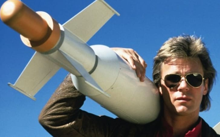 Richard Dean Anderson starred in 'MacGyver'