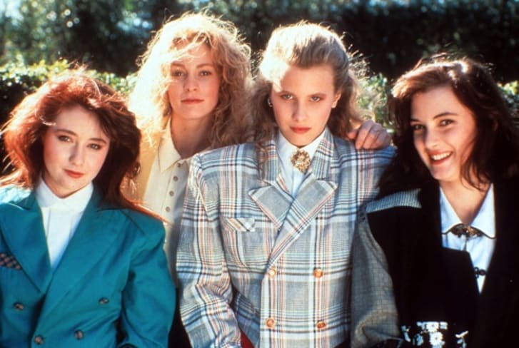 A still from 'Heathers' (1988)