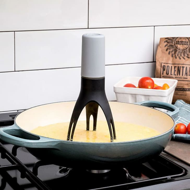 An Automatic Pan Stirrer is pictured