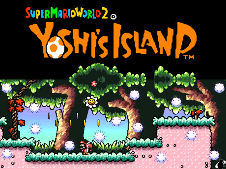 Yoshi's Island video game