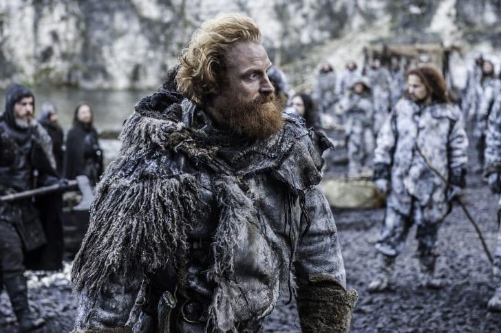 Kristofer Hivju in 'Game of Thrones'